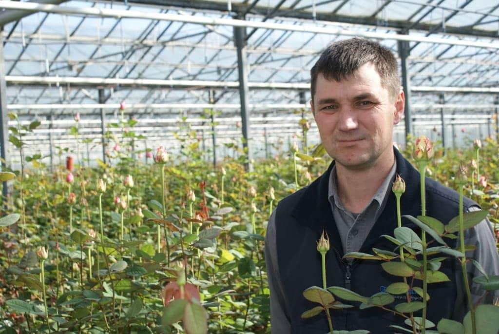 Brendon Anderson from Grandiflora Nurseries