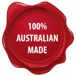 100% Australian Made